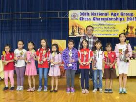 Girls Under 10 (Top 10)