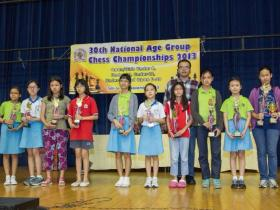 Girls Under 12 (Top 10)